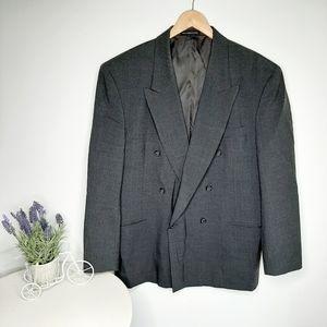 Pierre Balmain suit jacket size 44r